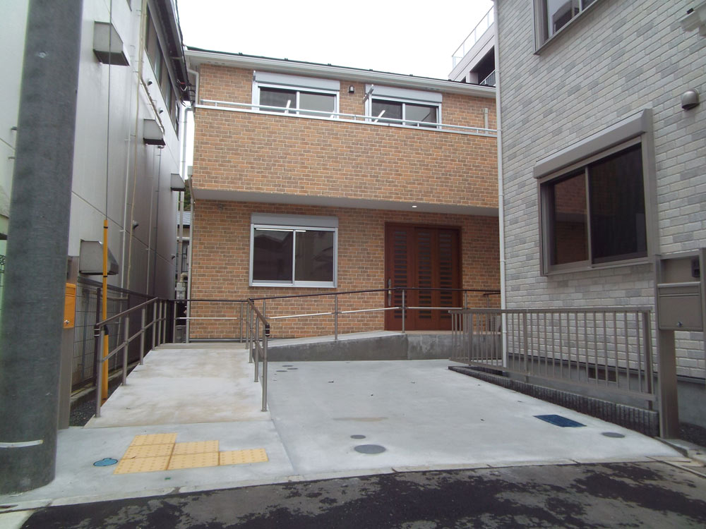 平戸町障害者施設